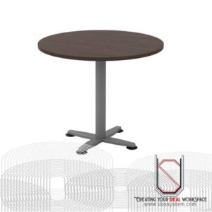Discussion Table With Rocket leg