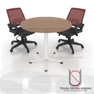 Discussion Table With Star Leg